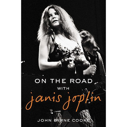 On The Road with Janis Joplin (paperback)