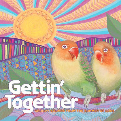 Various Artists - Gettin' Together (2 vinyl records)