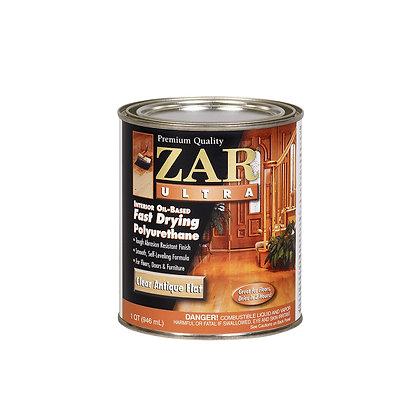 Zar Ultra Fast Drying Polyurethane (1 pt.)