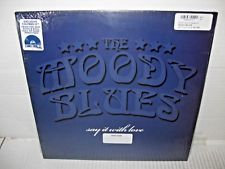 The Moody Blues - Say It With Love (blue vinyl ep)