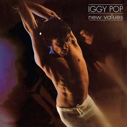 Iggy Pop - New Values (double vinyl lp)