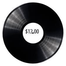 $12.00 Vinyl Records