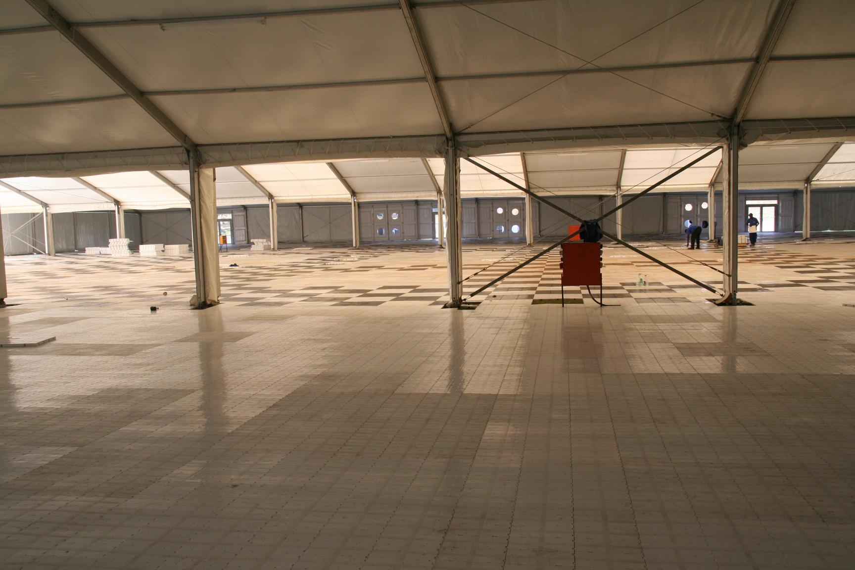 marquee flooring - event flooring hire -
