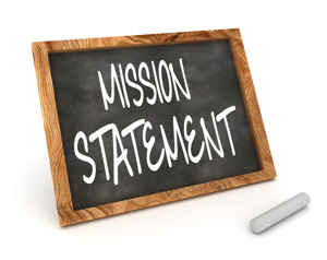 Mission Statement - What's the point?
