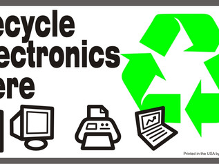 Recycle Your Electronics Here!