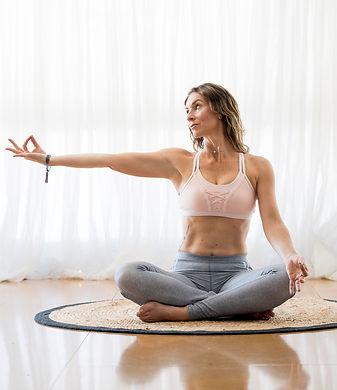 Embody Wellbeing Yoga Teacher Training Empower 200 Justine Janssen