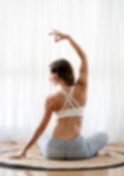 Justine Janssen Yoga Teacher Embody Wellbeing