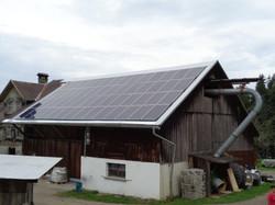 PV- Anlage in Lochau