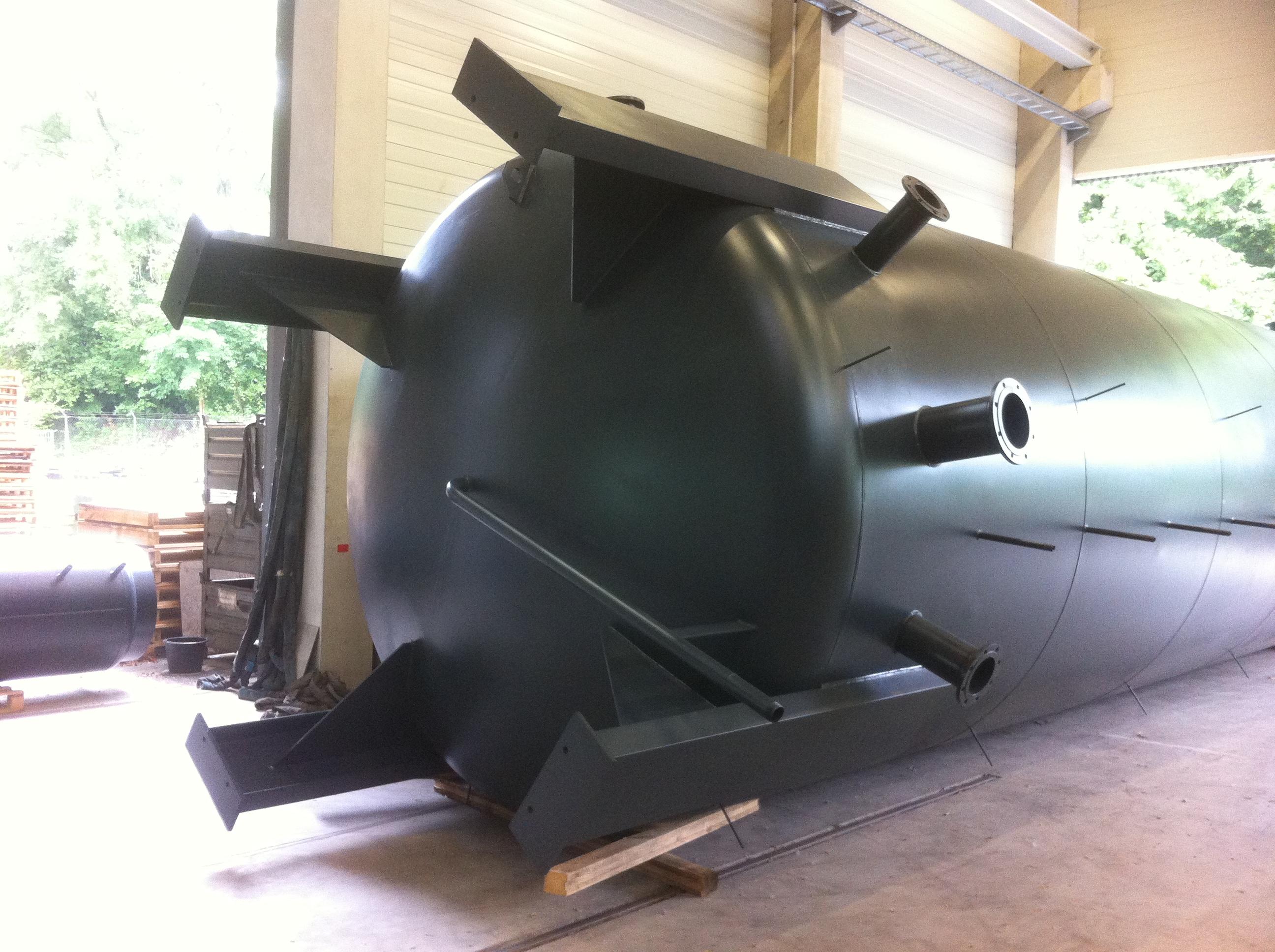 Puffer 95m³