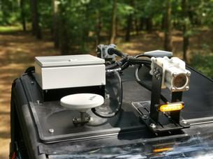 Pojazd do fotorejestracji na bazie Can-Am Maverick