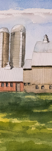 Barn, East Rd, Richmond, MA