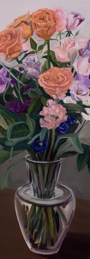 Roses & Lisianthus