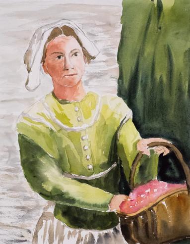 Woman Shaker Style