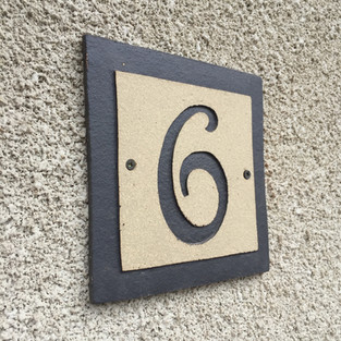 """""""We absolutely love our house number! We have a long driveway & it's easy to see from the road"""""""