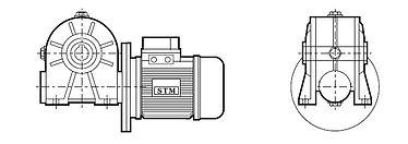 RMI I, Motorredutor STM RMI,Motorredutor STM,Motorredutor, Redutor de Velocidade, Redutor, Redutores de Velocidade, STM RMI, STM RMU, STM RI, STM CRMI, STM CRI, STM do Brasil, STM do Brasil Redutores, Caixa de Redução