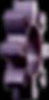 Elemento Elástico KTR ROTEX, KTR Coupling Spider, Raja Lovejoy Spider, Aranha Elástica para Acoplamento, Borracha Acoplamento, KTR ROTEX, KTR Brasil, KTR Rio de Janeiro, KTR Macaé, 98 Shore D, 98ShD
