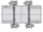 Acoplamento KTR, Acoplamentos KTR, Acoplamento KTR RADEX-N NANA3, Acoplamentos NANA 3, Acoplamento RADEX-N, Acoplamentos RADEX-N, Acoplamento de Lâminas, Acoplamentos de Lâminas, Acoplamento de Lamelas, API 610