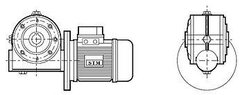 RMI P, RMI PP, Motorredutor STM RMI,Motorredutor STM,Motorredutor, Redutor de Velocidade, Redutor, Redutores de Velocidade, STM RMI, STM RMU, STM RI, STM CRMI, STM CRI, STM do Brasil, STM do Brasil Redutores, Caixa de Redução