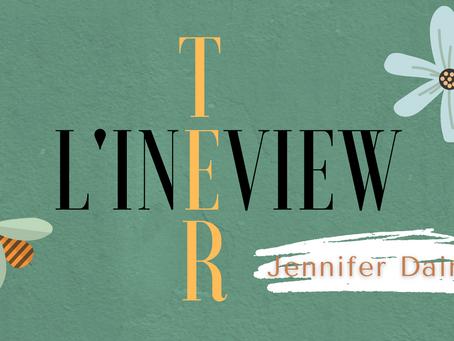 L'inTERview : Jennifer Daïna