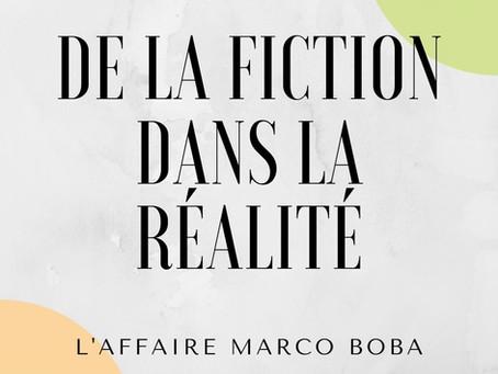 De la fiction dans la réalité