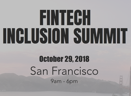 Fintech Inclusion Summit (Recordings) - 2018