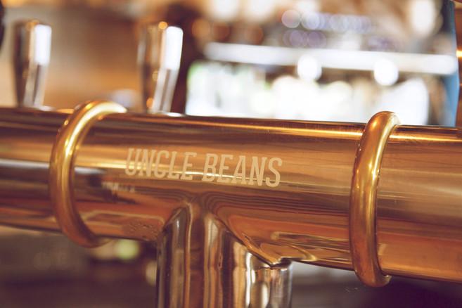 Sélection de bières Uncle Beans Thonon