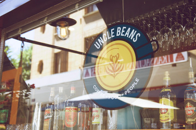 Terrasse uncle beans thonon