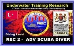 Rec 2 Adv. Scuba Diver
