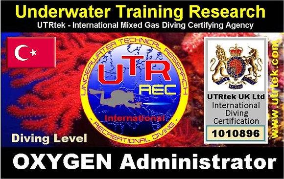 Oxygen Administrator