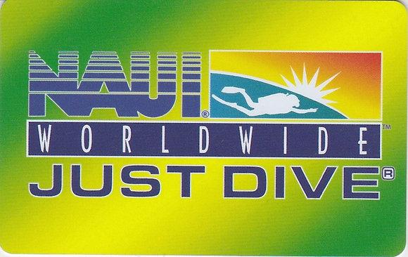 NAUI Nitrox Diver