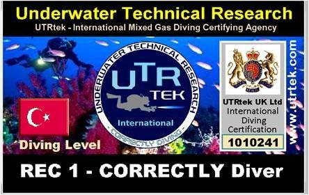REC 1 Correctly Diver