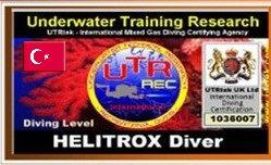 Helitrox Rec Trimix Diver