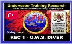 Rec 1 O.W.S.  Diver