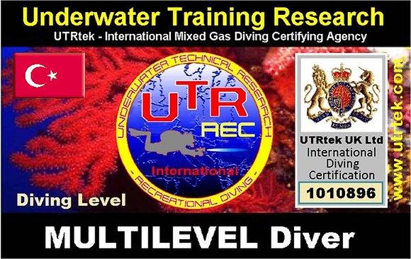 Multilevel Diver
