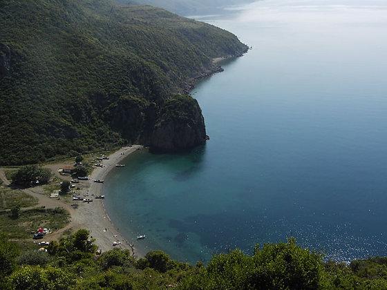Saros Kömür Limanı