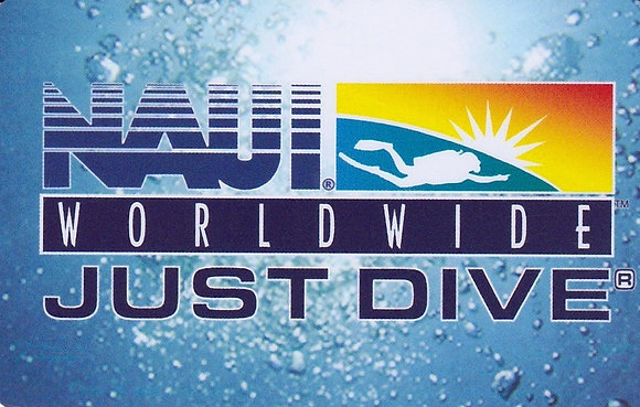 NAUI Advanced Diver