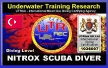 Nitrox Scuba Diver