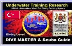 Divemaster & Helitrox Scuba Guide