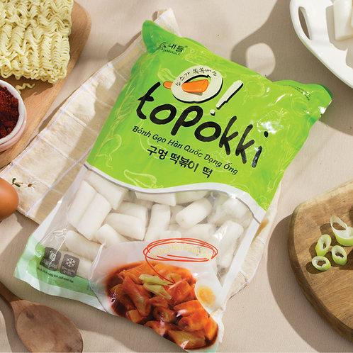 Bánh Gạo Hàn Quốc Dạng Ống