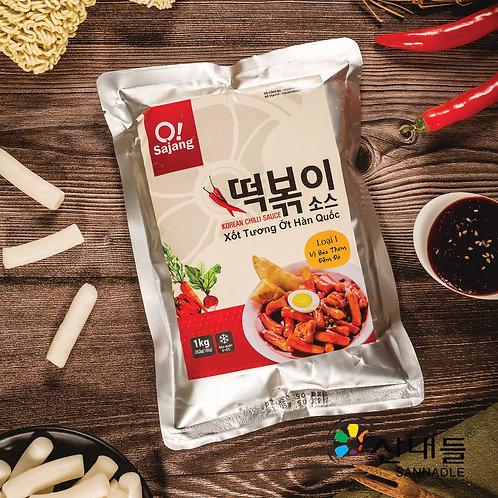 Xốt Tương ớt Hàn Quốc - Loại I
