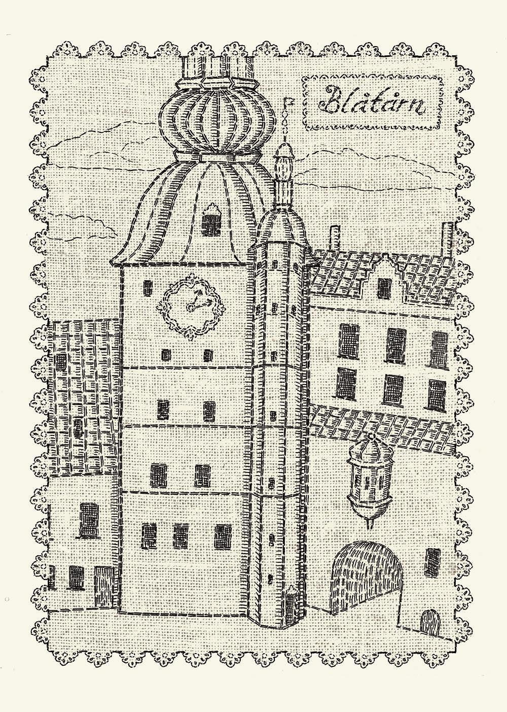 Blåtårn