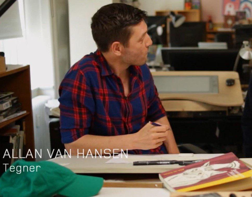 Allan van Hansen