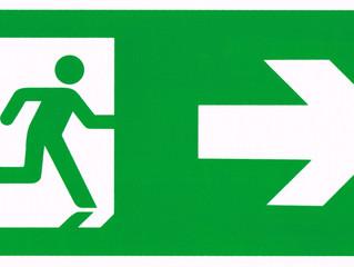 Denne vej ud