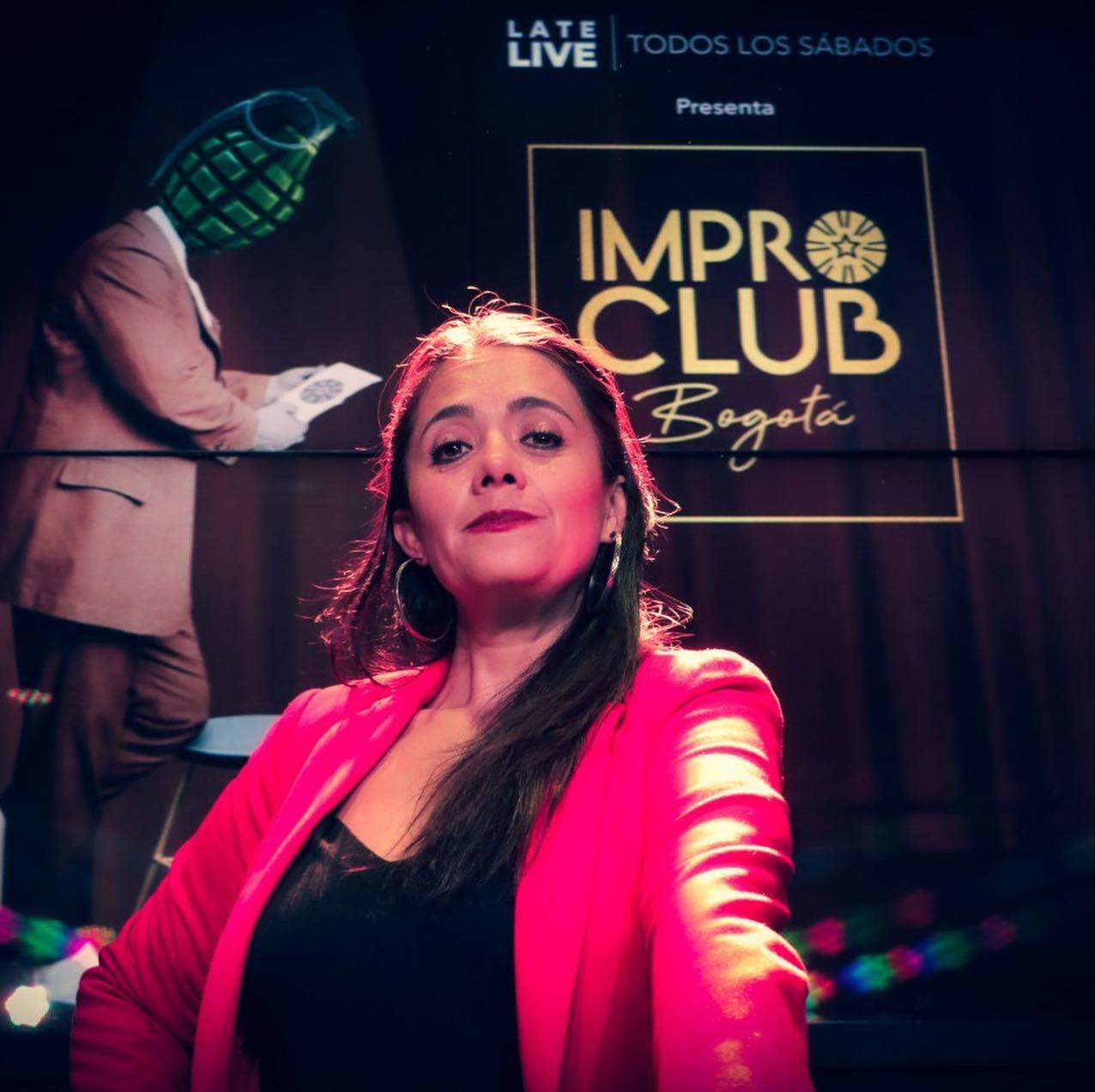 impro club bogota late live