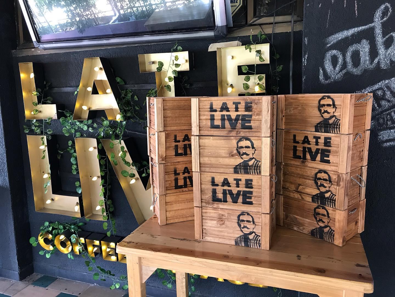 late live box