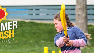 Summer Smash Cricket for Girls - starts 9 March