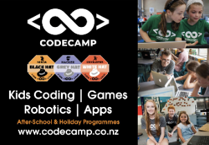 CodeCamp School Holiday Programme