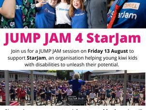 JUMP JAM 4 StarJam - 13 August
