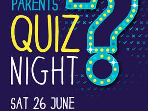 Home & School Parent Quiz Night!