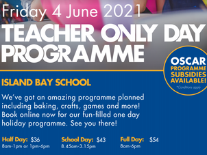 Kelly Club Friday 4 June 'Teacher Only Day' childcare available